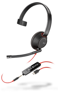 Plantronics Blackwire C5210 USB-C Jack 3,5 моно гарнитура