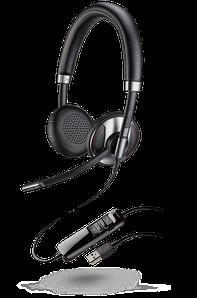 Plantronics Blackwire C725 USB-A стерео гарнитура