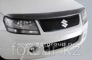 Дефлектор капота EGR карбон Suzuki Grand Vitara 2005-