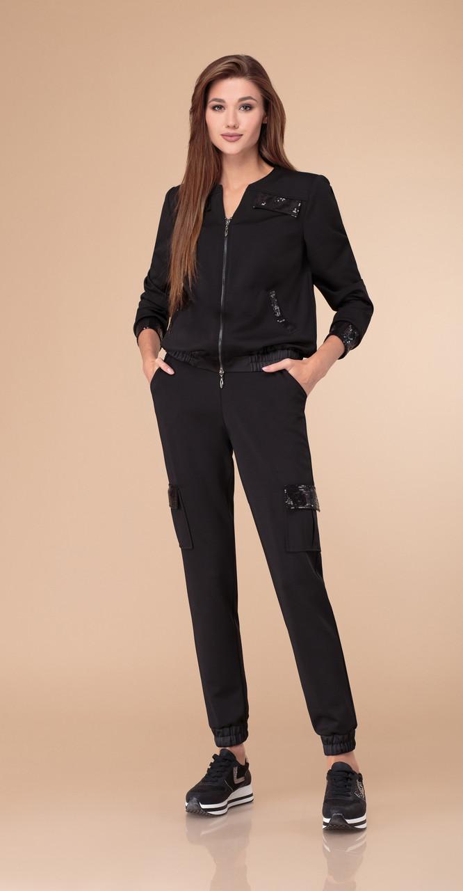 Спортивная одежда Svetlana Style-1291, черный, 42