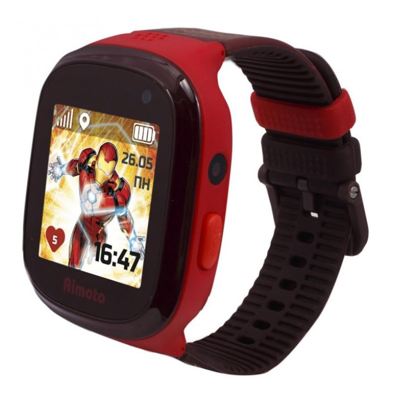 Детские смарт-часы Aimoto Marvel Iron Man