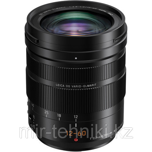 Panasonic Leica DG Vario-Elmarit 12-60mm f/2.8-4 ASPH. POWER O.I.S. (H-ES12060) В оригинальной коробке