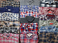 Рубашки флисовые