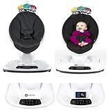 Кресло-качалка 4moms MamaRoo4 Grey, фото 7