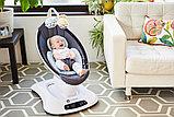 Кресло-качалка 4moms MamaRoo4 Grey, фото 5