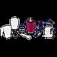 Соковыжималка шнековая для овощей и фруктов Scarlett SC-JE50S41, 300 Вт, Объем сока: 0,8 л, Диаметр отверствия, фото 2