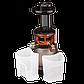 Соковыжималка шнековая для овощей и фруктов Scarlett SC-JE50S43, 220 Вт, Объем сока: 1 л, Диаметр отверствия:, фото 4
