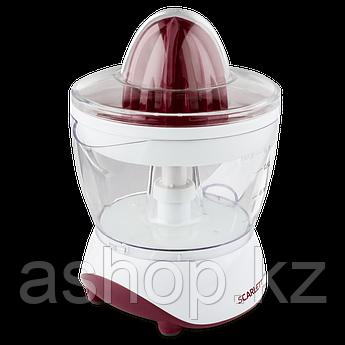 Соковыжималка цитрус-пресс для цитрусовых Scarlett SC-JE50C06, 25 Вт, Объем сока: 0,7 л, Защита: автоматическа