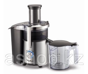 Соковыжималка центробежная для овощей и фруктов Moulinex JU610D10, 800 Вт, Объем сока: 1,2 л, Диаметр отверств