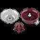 Соковыжималка для цитрусовых для цитрусовых Scarlett SC-JE50C07, 25 Вт, Скоростей: 1, Цвет: Бело-красный, Упак, фото 2