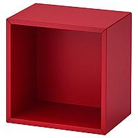 Шкаф ЭКЕТ красный ИКЕА, IKEA, фото 1