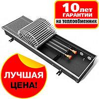 Внутрипольные конвекторы Techno Usual KVZ 250-85-1100, с естественной конвекцией