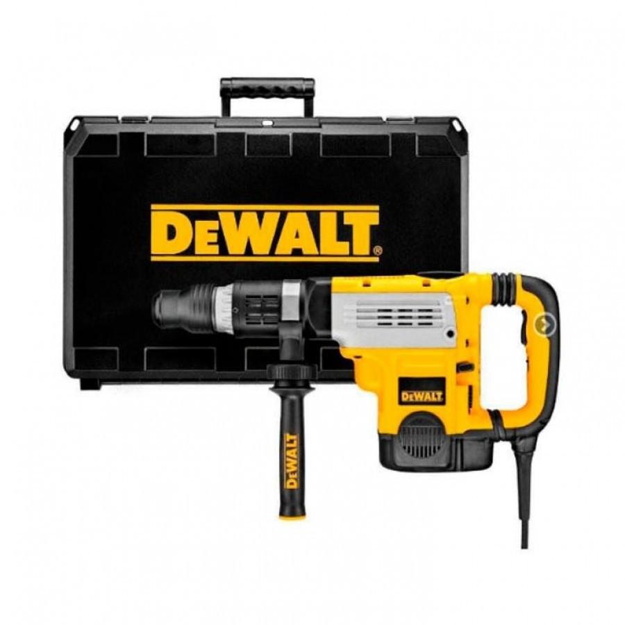 Перфоратор DeWalt D25604K, 1250Вт SDS MAX система AVC