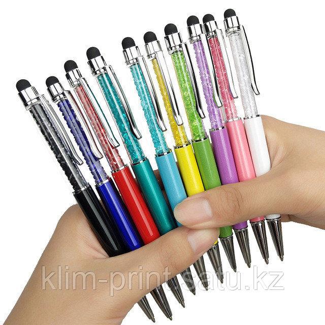 Нанесение на ручки в Алматы ,срочно заказать