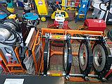 Гидравлический аппарат для стыковой сварки пластиковых труб 90-315мм, фото 4