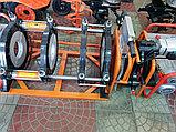Утюг для пластиковых труб 90-250мм, (гидравлический), фото 3