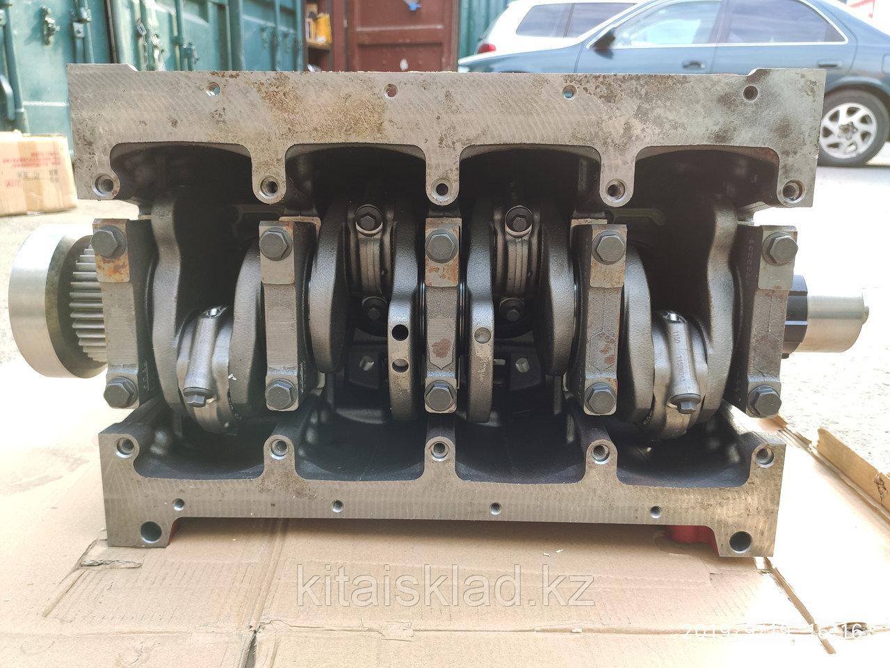 Блок двигателя в сборе CUMMINS ISF 3.8
