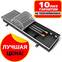 Внутрипольные конвекторы Techno Usual KVZ 250-85-1900, с естественной конвекцией
