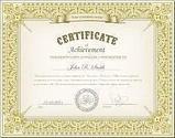 Дизайн сертификатов в Алматы,печать сертификатов в Алматы, фото 3