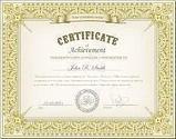 Дизайн сертификатов в Алматы+печать сертификатов в Алматы, фото 3