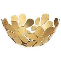 Миска, золотой,СТОКГОЛЬМ, 20 см ИКЕА, IKEA