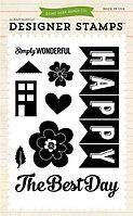 Набор штампов - Happy Family