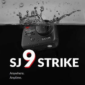 SJ9 STRIKE SJCAM Wi-Fi экшн-камера