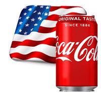 Coca-Cola Classic 355ml США (12шт-упак)