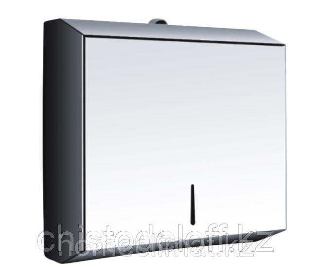 Антивандальный диспенсер для листовых бумажных полотенец BXG PD-5003A