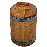 Кадка дубовая для засолки, 50 л