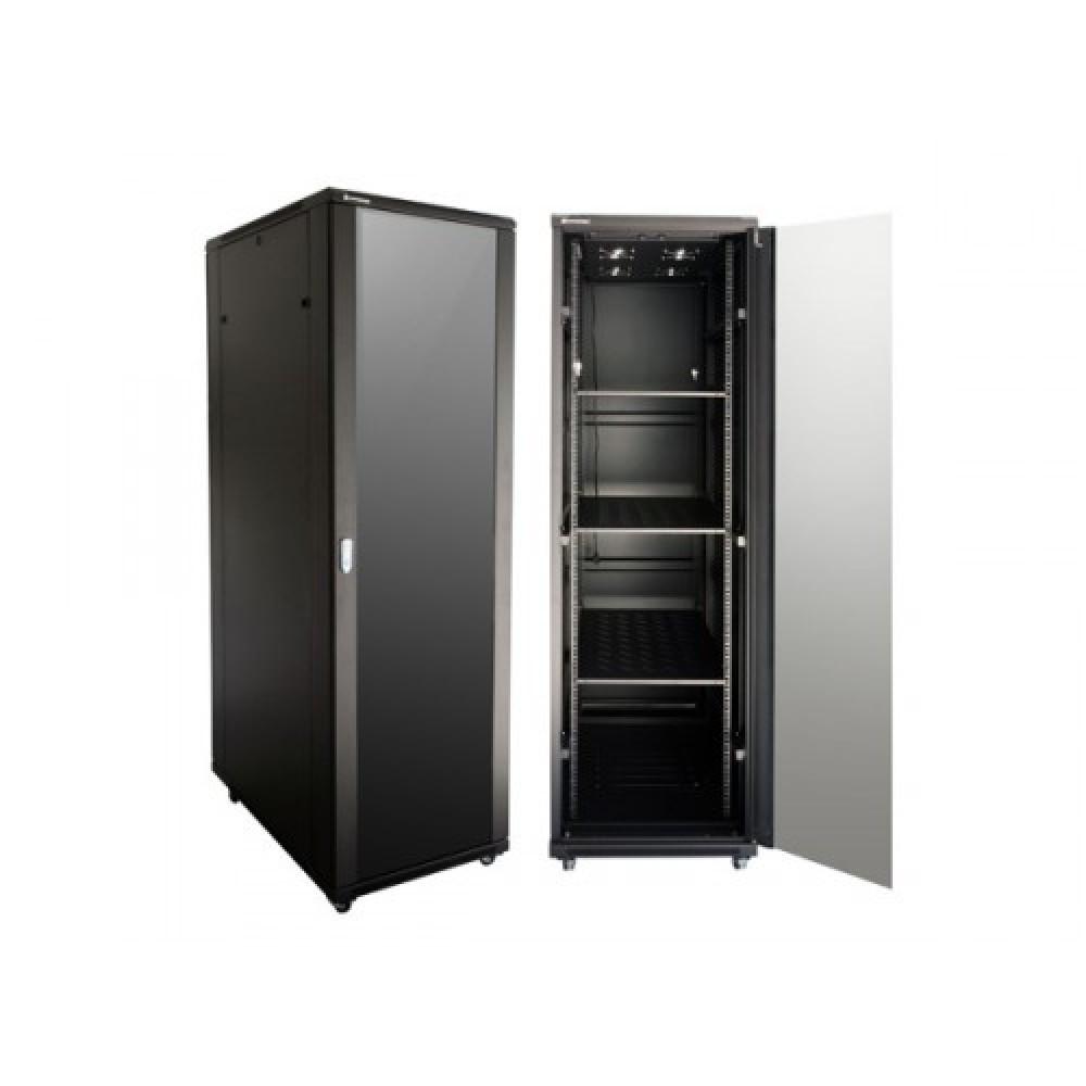 Linkbasic NCB22-68-DAA-C Сетевой шкаф 600*800*1200 22U перфорированный