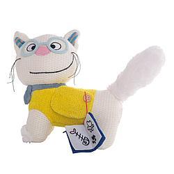 Мягкая игрушка Gulliver Кот ботаник, 23 см 51-T78046A