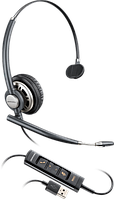 Plantronics EncorePro HW715 USB-A моно гарнитура