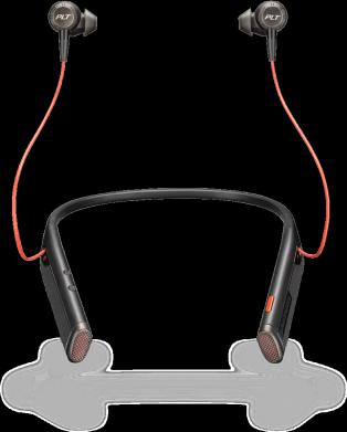 Plantronics Voyager B6200 USB-C UC Black беспроводная гарнитура