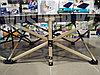 Раскладушка-зонт туристическая с чехлом для охоты и рыбалки, доставка, фото 3