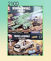 Конструктор Heroes and generals. 2 вариант., фото 1