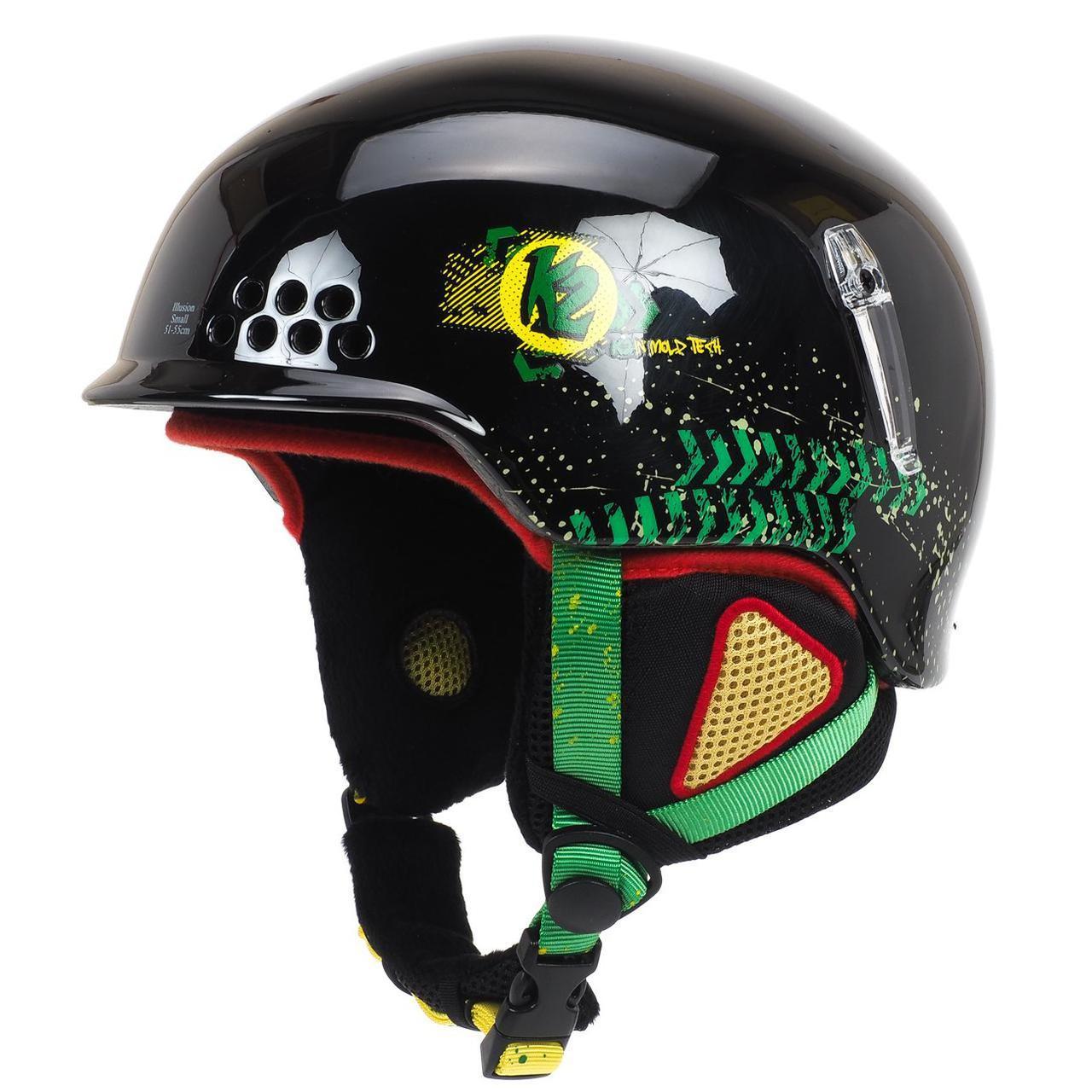 K2  шлем горнолыжный Illusion