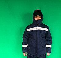 Зимняя КУРТКА утеплённая АКЦЕНТ-1, фото 1