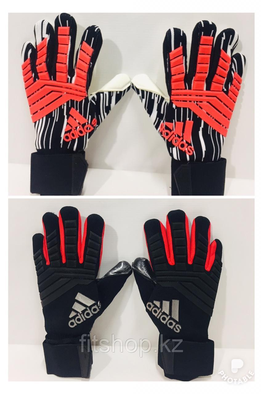 Перчатки вратарские Adidas Predator PRO размер 8 и 9