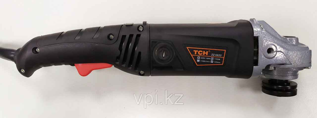 Угловая шлифовальная машина, 125мм. ZZ6822 TCH
