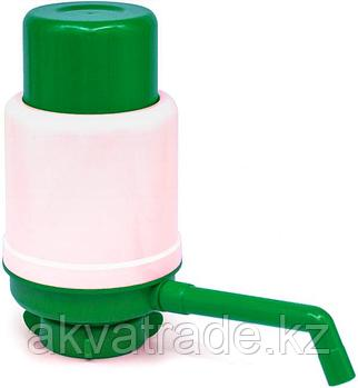 Помпа для воды Дельфин Эко зеленая