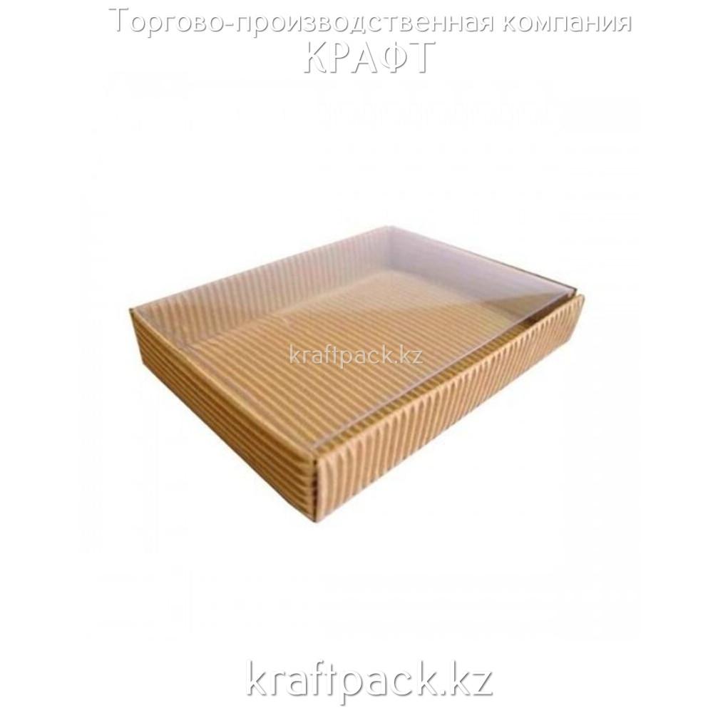 Pasticciere. Упаковка для конфет 140*105*25 мм (100/200)