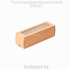 Эко-упаковка для макаронов,макаруни 6шт 180*55*55 (Eco Mb 6) DoEco (50/300)