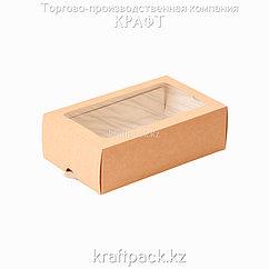 Эко-упаковка для макаронов,макаруни 12шт 180*110*55 (Eco Mb 12) DoEco (50/300)