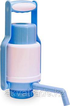 Помпа для воды Дельфин Эко Плюс голубая