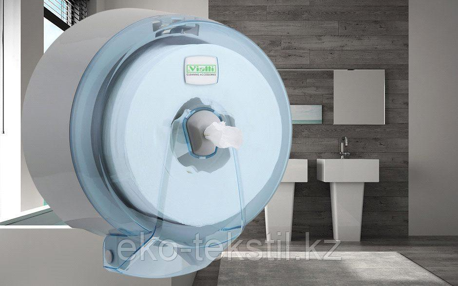 Диспенсер для туалетной бумаги Minipoint (прозрачный)