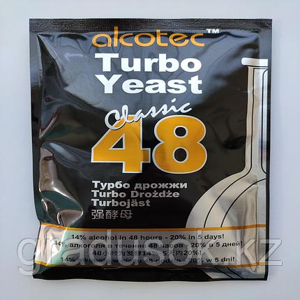 Спиртовые турбо дрожжи AlcotecTurbo Yeast Classic 48, фото 2