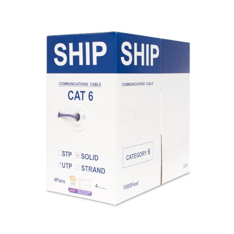 Кабель сетевой SHIP D165-P Cat.6 UTP