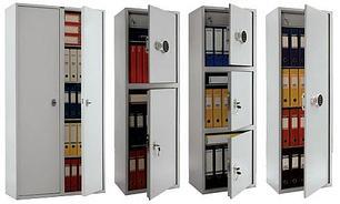 Шкафы архивные бухгалтерские картотечные