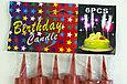 """Свечи фонтан для торта """"Birthday Candle"""", фото 2"""